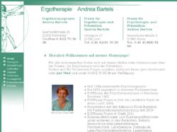Ergotherapie Praxis-A. Bartels