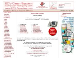 Computer Reinigung EDV Clean System