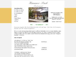 Restaurant Hammer Park