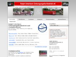 Ralph Unterborn Entsorgungsfachbetrieb eK
