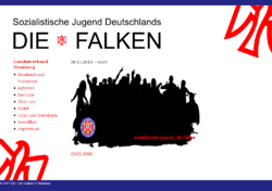 Sozialistische Jugend - Die Falken Landesverband Hamburg