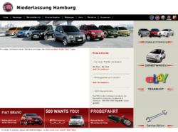 Fiat Niederlassung Hamburg