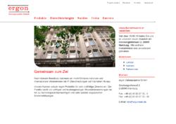 ergon Datenprojekte GmbH