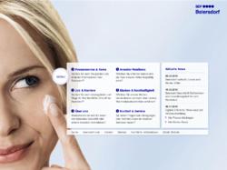 Willkommen bei Beiersdorf - Online