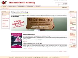 Blutspendedienst Hamburg