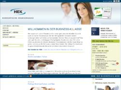 HEK - Hanseatische Krankenkassen seit 1826