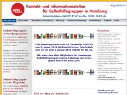 Selbsthilfegruppen in Hamburg