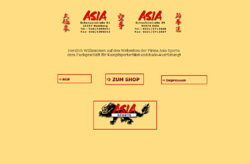 Asia Sports Kampfsportzubehör