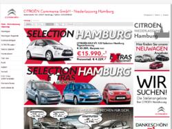Citroen Niederlassung Hamburg