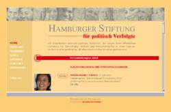 Stiftung für polititisch Verfolgte