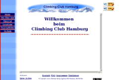 Climbing Club Hamburg Klettern in Hamburg