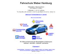 Fahrschule Weber, Hallerplatz