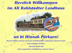 Alt Rahlstedter Landhaus