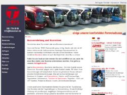 Autobusvermietung