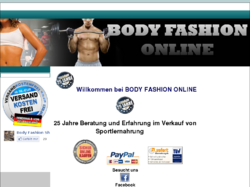 Body Fashion Shops