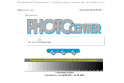 Photo-Center Filmentwicklung