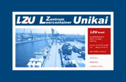 Leercontainer Zentrum Unikai