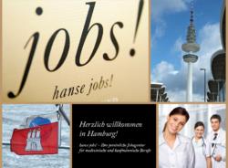 hanse jobs! Zeitarbeit Personal