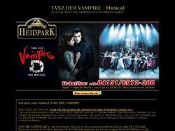 Tanz der Vampire Musical *umgezogen*
