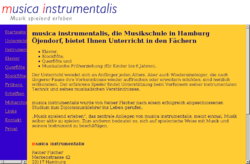 Musikunterricht in Hamburg