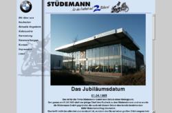 Stüdemann Ihr BMW Motorradpartner in Hamburg