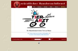 Tierarzt auf Rädern, Hausbesuch - Dienst in Hamburg