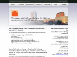Sachverständigenbüro Schlüter für Immobilienbewertung