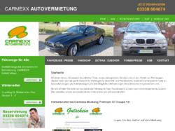 Carmexx Autovermietung