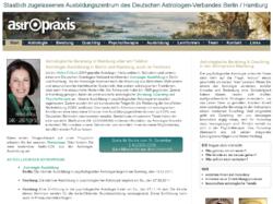 Astrologie Ausbildung Hamburg, staatlich zugelassen & vom Dt. Astrologenverband zertifiziert