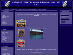 TuS Germania Schnelsen Volleyball in Hamburg