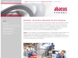 Abacus Zeitarbeit GmbH