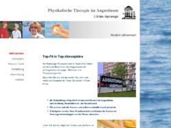 Physikalische Therapie im Augustinum [Hamburg]