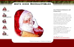 Weihnachtsmannagentur in HH und Umgebung
