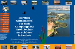 Campingplatz Groß Zecher am Schaalsee