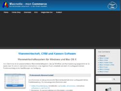 Macnetic GmbH - OS X Support und Warenwirtschaftssysteme
