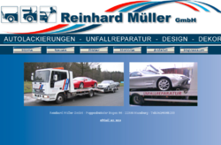 Autolackiererei R. Müller GmbH