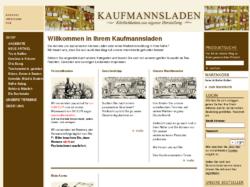 Onlineshop des Kaufmannsladen