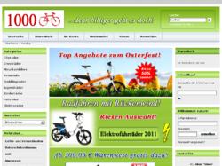 1000 Räder Fahrradhändler