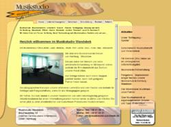 Musikstudio Wandsbek - die Adresse für Gesangs- und Instrumentalunterricht in  Hamburg - Wandsbek