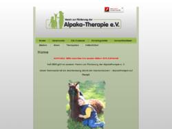 Verein zur Förderung der Alpakatherapie e. V.