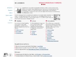 Redaktionsbuero Hamburg - Redaktion Lektorat Medien