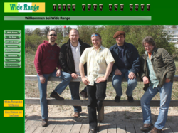 Wide Range - Die neue Celtic-Folk-Band