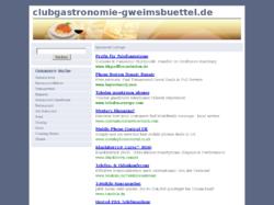Clubgastronomie Grün-Weiss Eimsbüttel von Harry Korn
