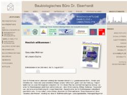Baubiologisches Büro Dr. Eiserhardt