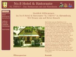 No.8 Hotel für Ahrensburg und Hamburg