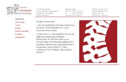 Gemeinschaftspraxis für Orthopädie Dr. A. Rimpau/R.Becker