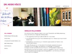 Dr. Heide Völtz