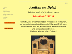 Antikes am Deich
