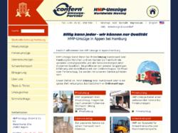 HMP Umzüge - Ihr Umzugspartner aus Norderstedt bei Hamburg