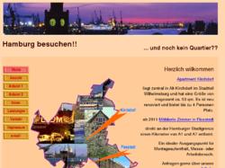 Aalsuppe und Stint, Ferienwohnung in Hamburg mit Küche